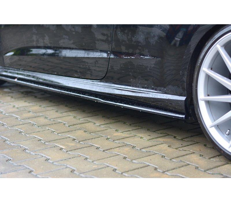 Seitenschweller Diffusor für Audi S3 8V / A3 8V S line Hatchback