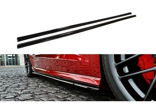 Maxton Design Seitenschweller Diffusor für Audi S3 8V / A3 8V S line Sportback