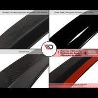 Dakspoiler Extension voor Audi A3 8V S line / S3 8V