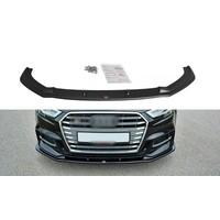 Front splitter V.1 for Audi S3 8V / S line