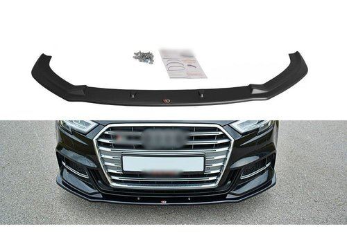Maxton Design Front splitter V.1 for Audi S3 8V / S line