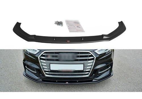 Maxton Design Front splitter V.1 voor Audi S3 8V / S line