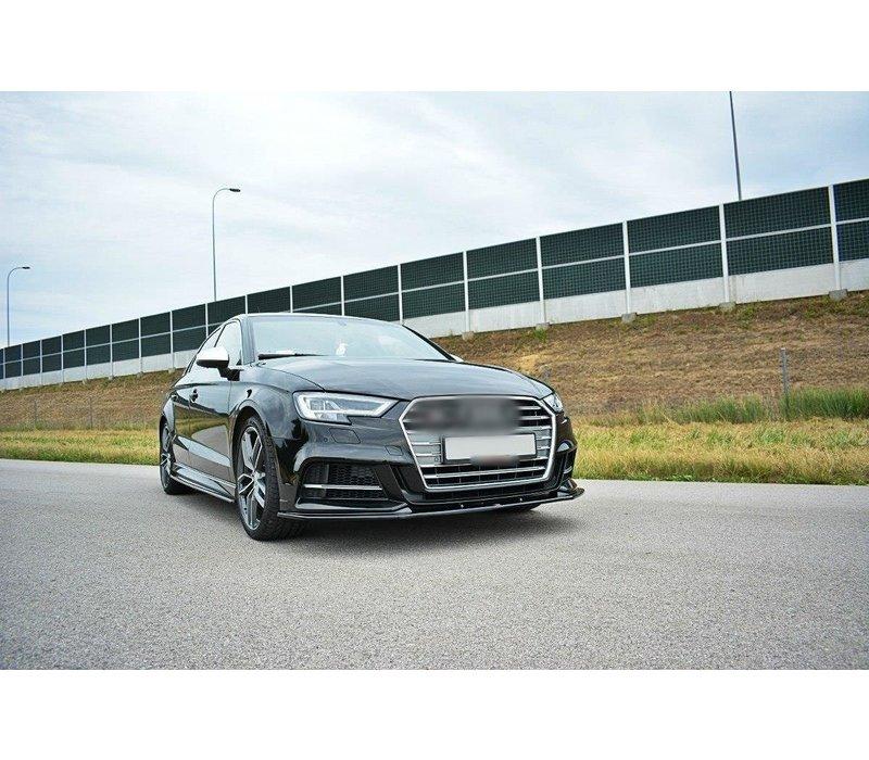 Front splitter V.1 für Audi S3 8V / S line
