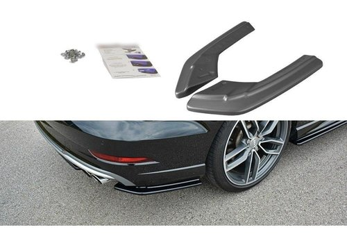 Maxton Design Rear splitter for Audi S3 8V / S line