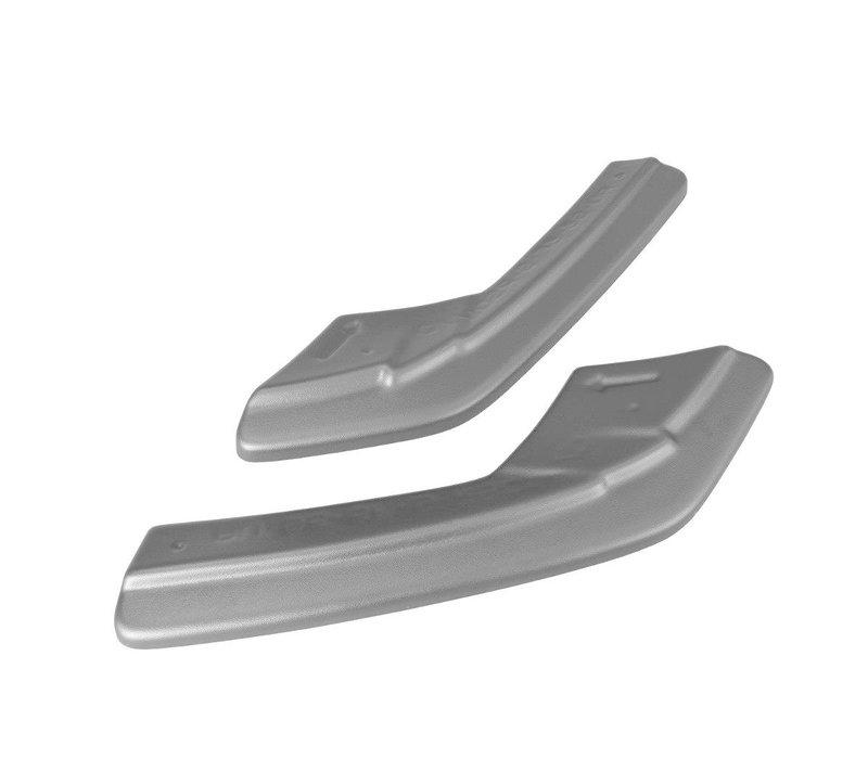 Rear splitter voor Audi S3 8V / S line