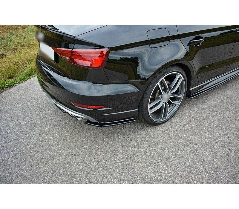 Rear splitter für Audi S3 8V