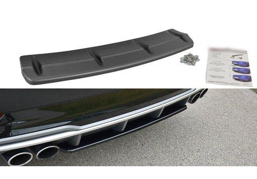 Maxton Design Rear splitter for Audi S3 8V
