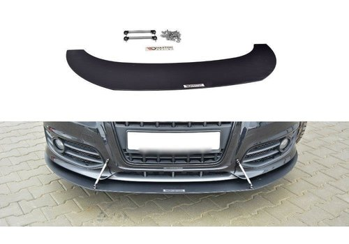 Maxton Design Front Racing Splitter for Audi S3 8P