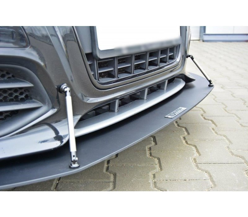 Front Racing Splitter for Audi S3 8P