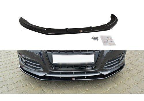 Maxton Design Front splitter V.2 for Audi S3 8P