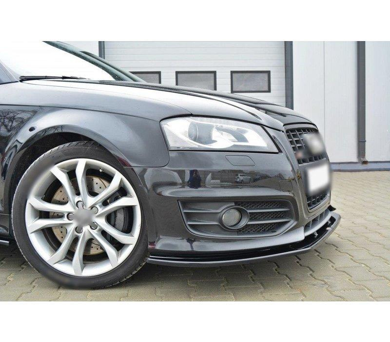 Front splitter V.2 für Audi S3 8P