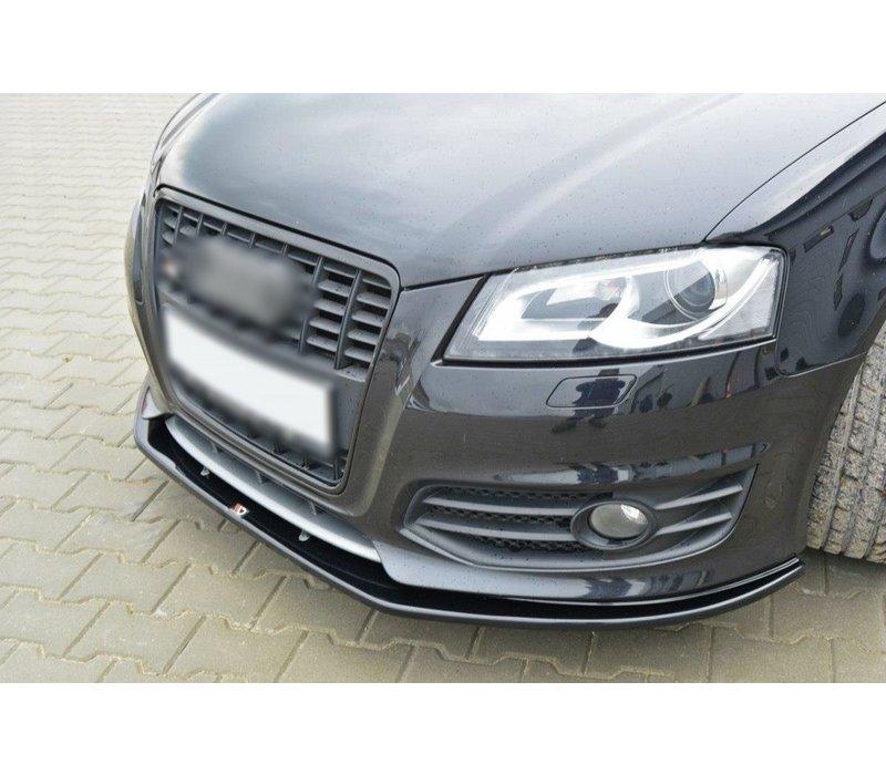 Front splitter V.2 voor Audi S3 8P