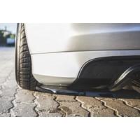Rear splitter for Audi S3 8P