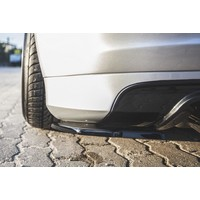 Rear splitter für Audi S3 8P