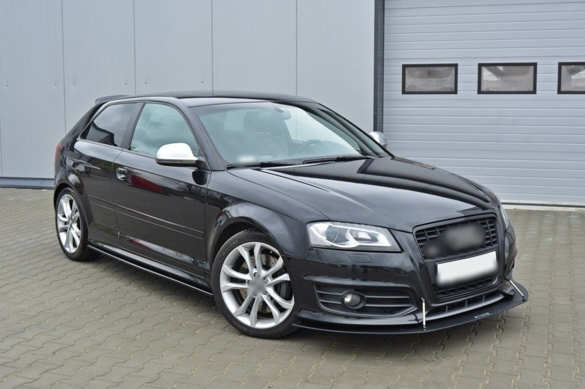 Side skirts Diffuser voor Audi S3 8P / RS3 8P - WWW ...