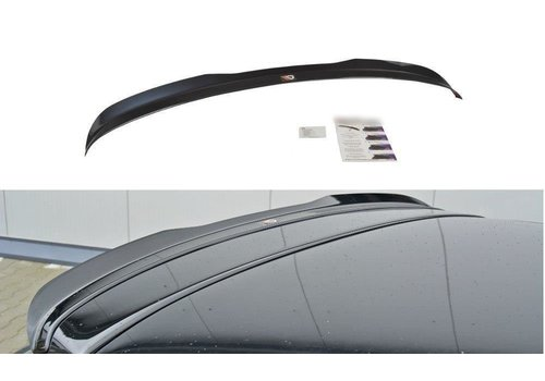 Maxton Design Roof Spoiler Extension for Audi S3 8P