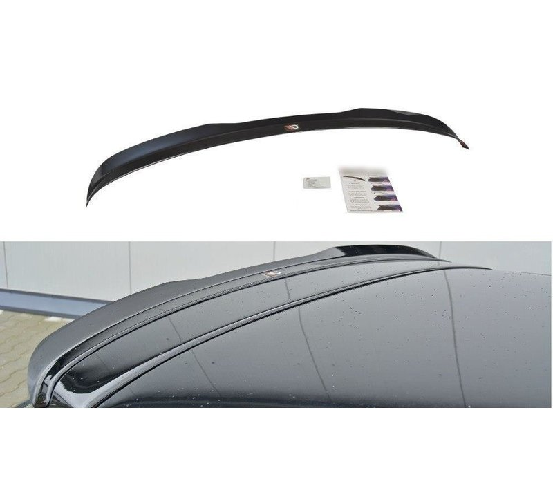 Roof Spoiler Extension for Audi S3 8P