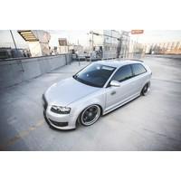 Front splitter für Audi S3 8P