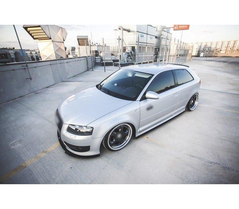Front splitter for Audi S3 8P