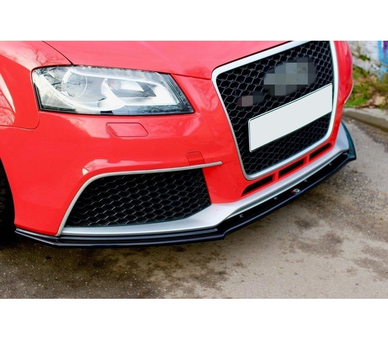 Front splitter für Audi RS3 8P