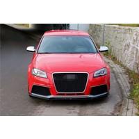 Front splitter voor Audi RS3 8P