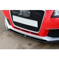 Front splitter for Audi RS3 8P