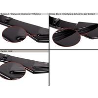Rear splitter for Audi RS3 8P