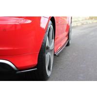Rear splitter voor Audi RS3 8P