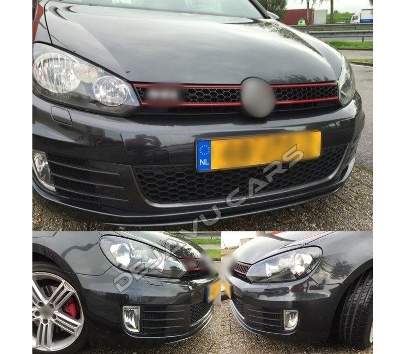 GTI / GTD Look Front bumper for Volkswagen Golf 6