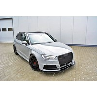 Front Racing Splitter for Audi RS3 8V
