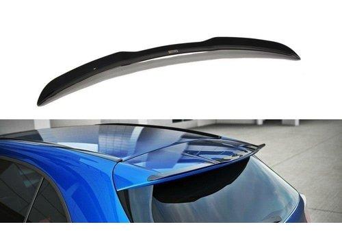 Maxton Design Roof Spoiler Extension for Mercedes Benz A Class W176