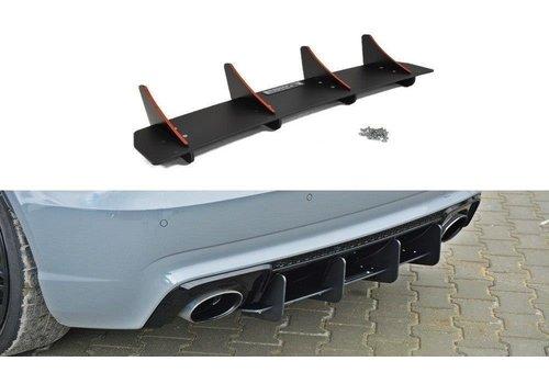 Maxton Design Aggressive Diffusor für Audi RS3 8V
