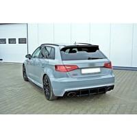 Aggressive Diffuser for Audi RS3 8V