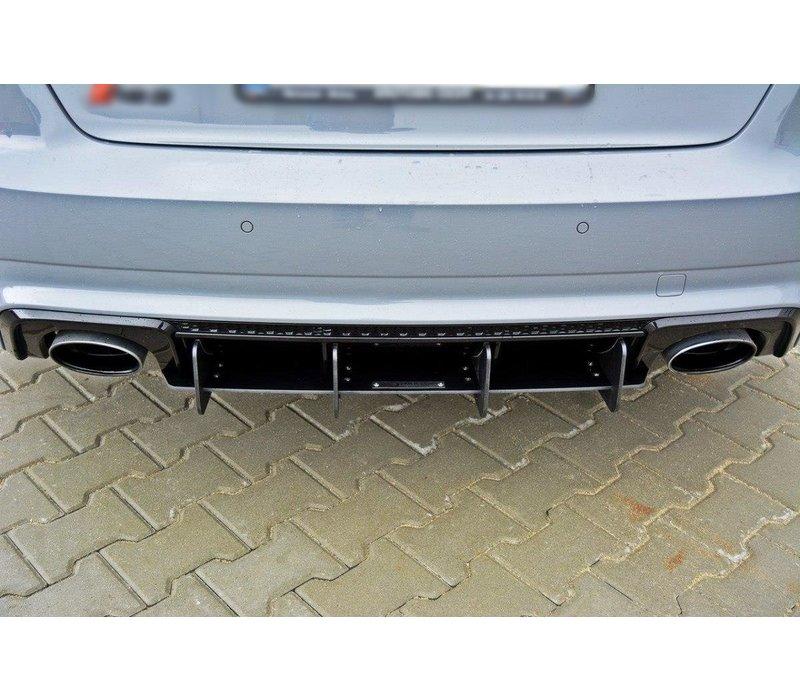 Aggressive Diffuser voor Audi RS3 8V