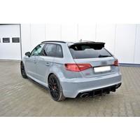Dakspoiler voor Audi RS3 8V