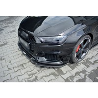 Front Racing Splitter für Audi RS3 8V