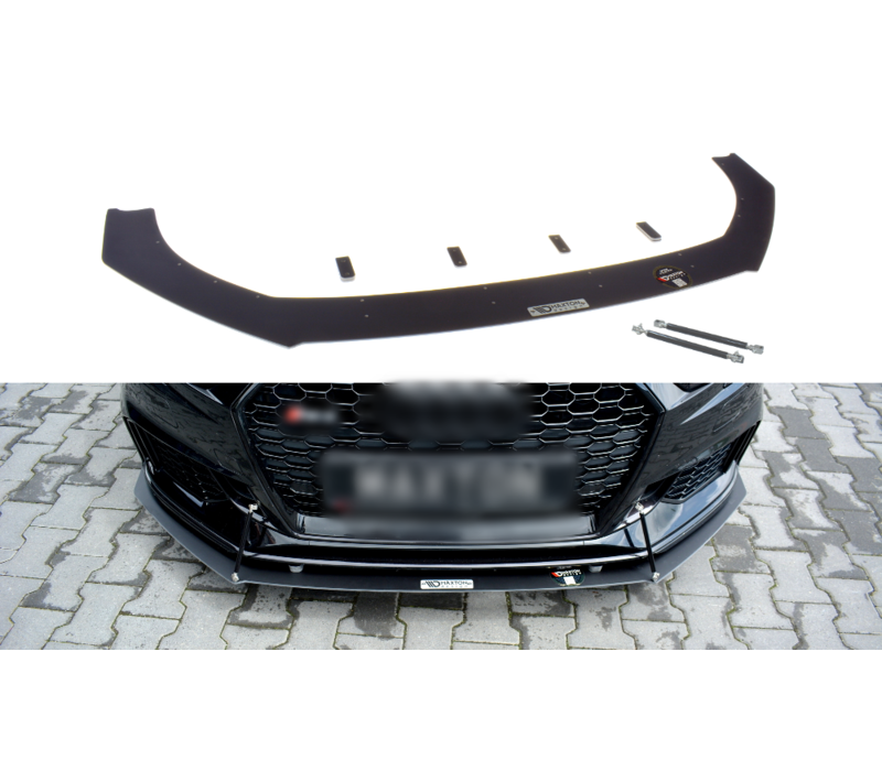 Front Racing Splitter für Audi RS3 8V