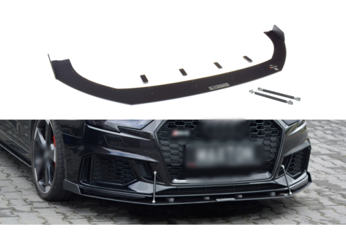 Maxton Design Front Racing Splitter for Audi RS3 8V