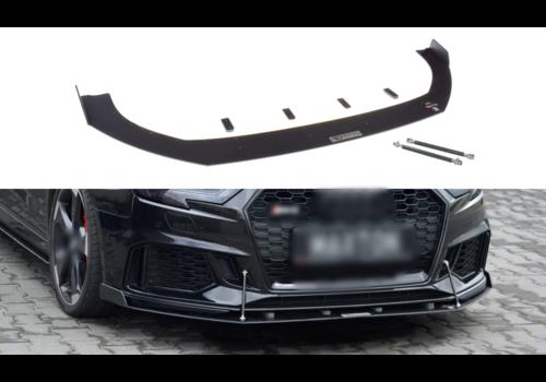 Maxton Design Front Racing Splitter für Audi RS3 8V