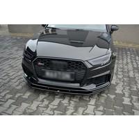 Front splitter V.1 voor Audi RS3 8V
