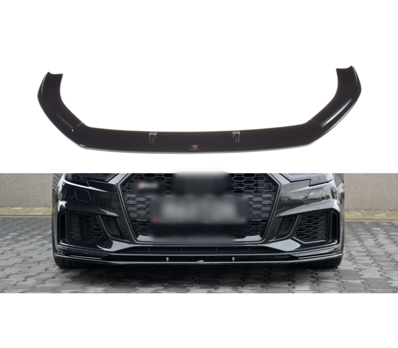 Front splitter V.1 für Audi RS3 8V