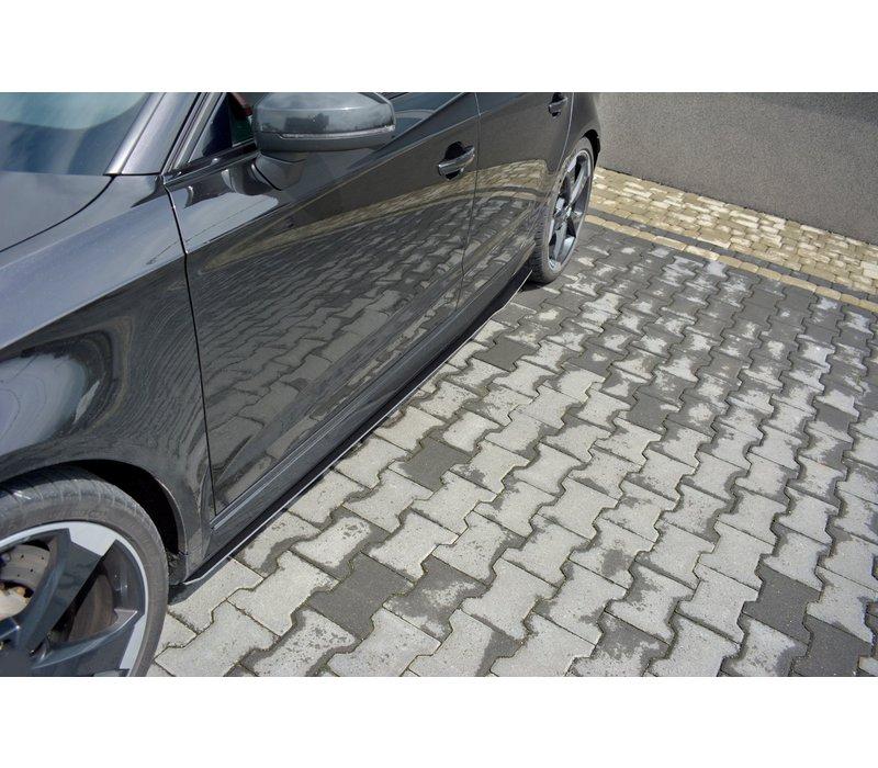 Racing Seitenschweller Diffusor V.1 für Audi RS3 8V