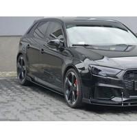 Racing Side skirts Diffuser for V.2 Audi RS3 8V