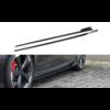 Maxton Design Racing Side skirts Diffuser V.2 voor Audi RS3 8V