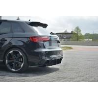 Aggressive Diffusor V.1 für Audi RS3 8V