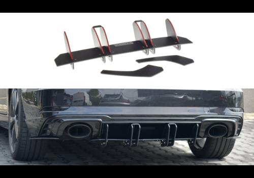 Maxton Design Aggressive Diffusor V.2 für Audi RS3 8V