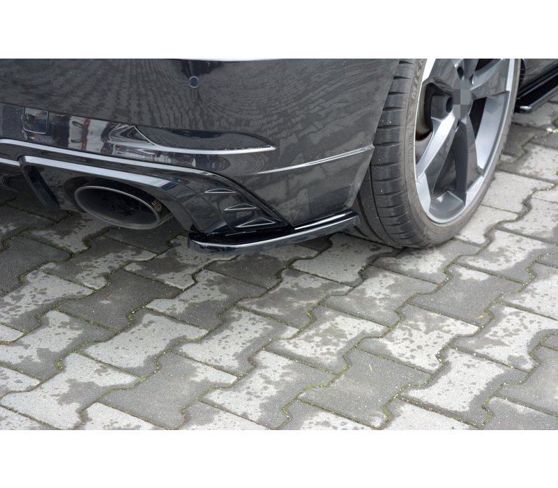 Rear splitter for Audi RS3 8V