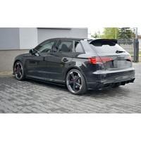 Seitenschweller Diffusor für Audi RS3 8V