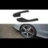 Maxton Design Rear splitter voor Audi RS3 8V