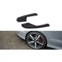 Rear splitter für Audi RS3 8V